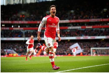 Why Mesut Ozil is the Best Midfielder