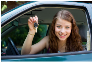 Teens Behind the Wheel