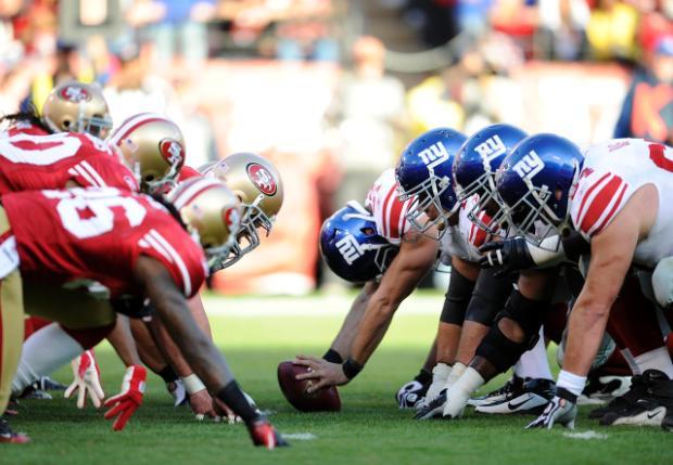 Giants+vs.+49ers