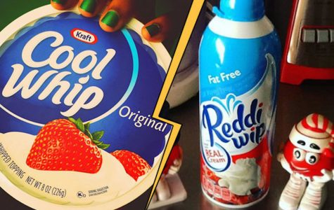 Cool Whip© or Whipped Cream?