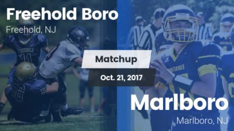 The Boro Crushes Monroe