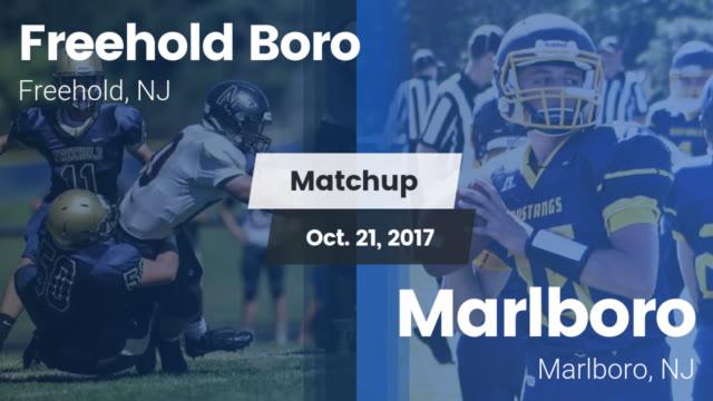 Mr. Football and the Colonials Crush Malboro