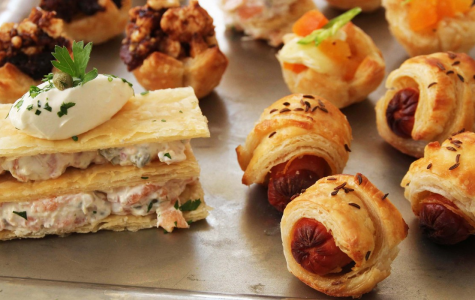 The Hors d'Oeuvres Competition