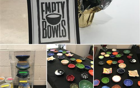 FHS Raises Over $1,000 Through Annual Empty Bowls Event