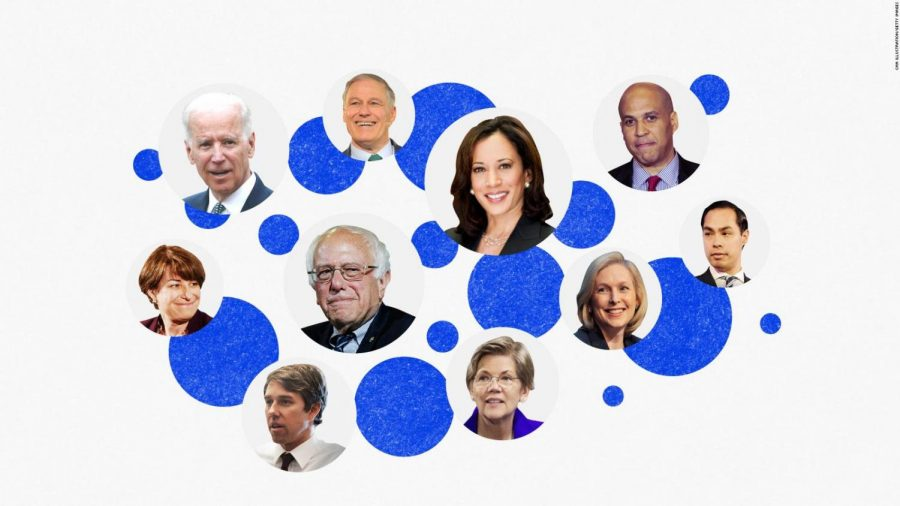 Democratic Party : In Good Hands?