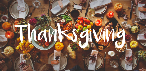 What does Thanksgiving mean to me?