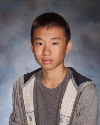 Photo of Brandon Lu