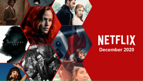 What's Coming to Netflix: December 2020