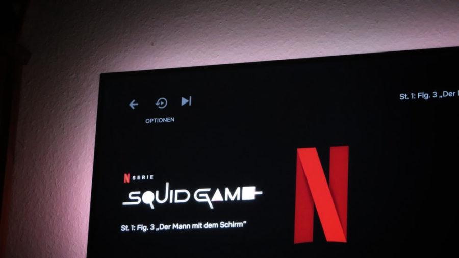 #1 Netflix Show: Squid Game